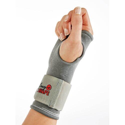 Avena Herren Neopren-Handgelenk-Bandage Grau