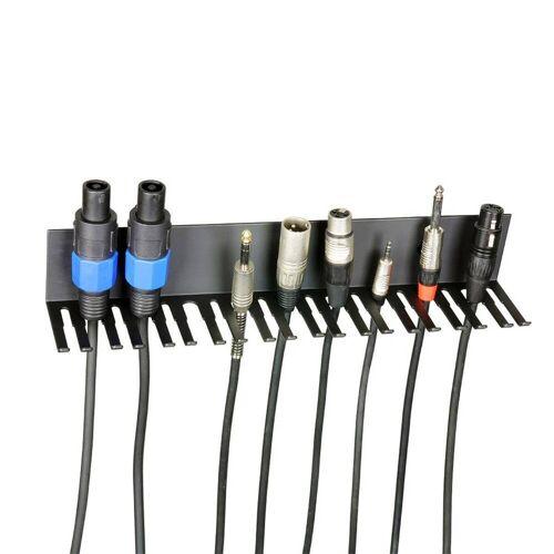 Adam Hall Hardware Adam Hall SCS19 - Kabelhalterung für Wandmontage