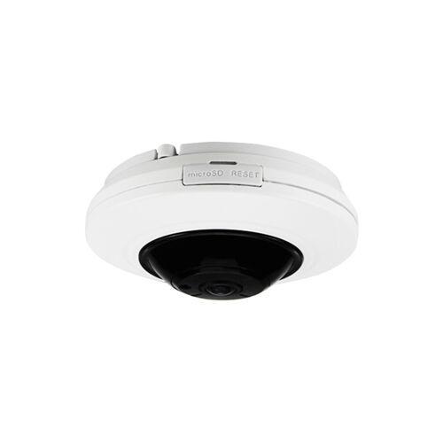 Anykam 6 Megapixel 20m Fischauge Infrarot HD IP Kamera Nachtsichtkamera Domkamera Dome