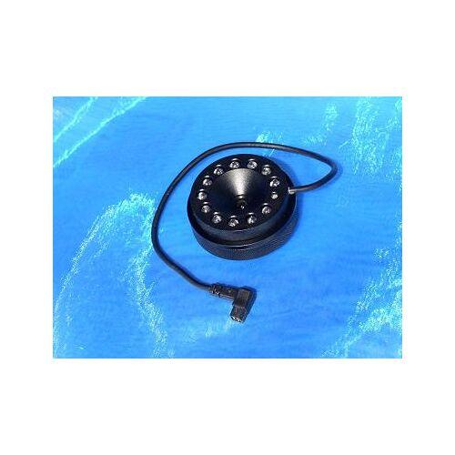 Anykam Objektiv TN0618 fix f=6mm mit 12 LED-s Infrarotlicht