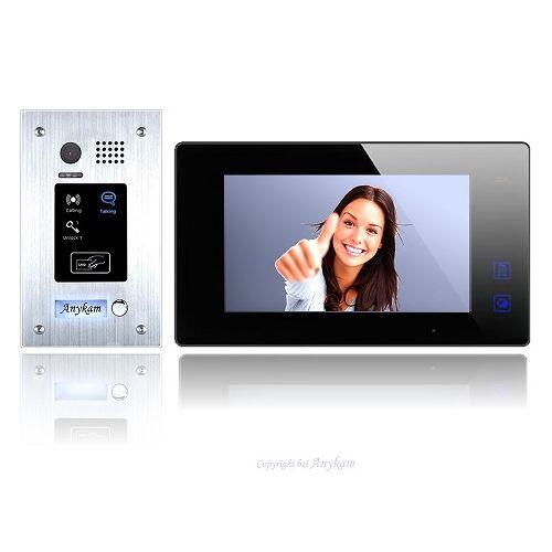 Anykam DT596FID+ DT47MB Videosprechanlage Türanlage Gegensprechanlage RFID Türöffner