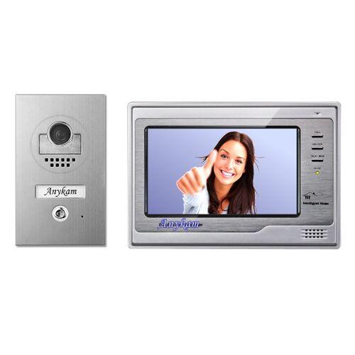 Anykam DT597+ DT692 Video Sprechanlage Klingelanlage Gegensprechanlage 2-Draht