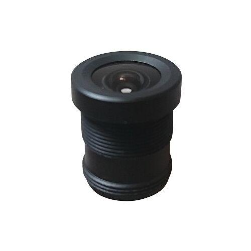 Anykam f=2,1mm Mini Weitwinkel Objektiv M12 für Minikameras Überwachungskameras 130°
