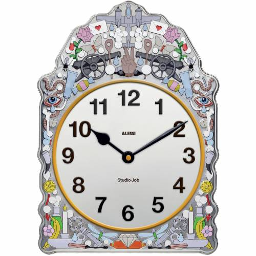 Alessi Comtoise Uhr