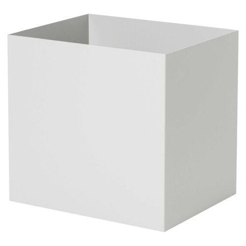 Ferm Living Pflanzentopf Für Plant Box Pflanzentopf Hellgrau