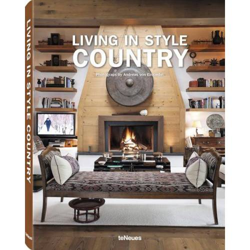 TeNeues Living In Style Country Bildband