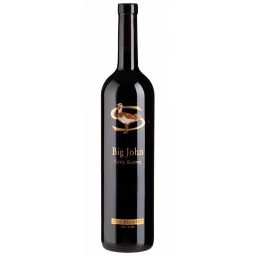 Scheiblhofer Big John Cuvée Reserve - 2019 - Scheiblhofer - Österreichischer Rotwein