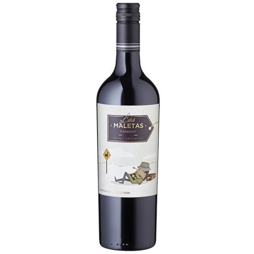 Las Maletas Tannat Winemaker Selection - 2020 - Las Maletas - Argentinischer Rotwein
