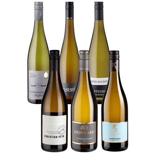 6er-Paket Deutsche Rebsortenvielfalt - Weinpakete