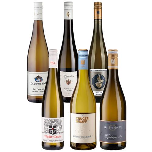 6er-Paket VDP-Winzer - Weinpakete