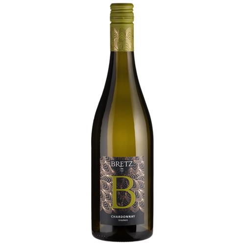 Bretz Bechtolsheimer Petersberg Chardonnay trocken - 2020 - Bretz - Deutscher Weißwein