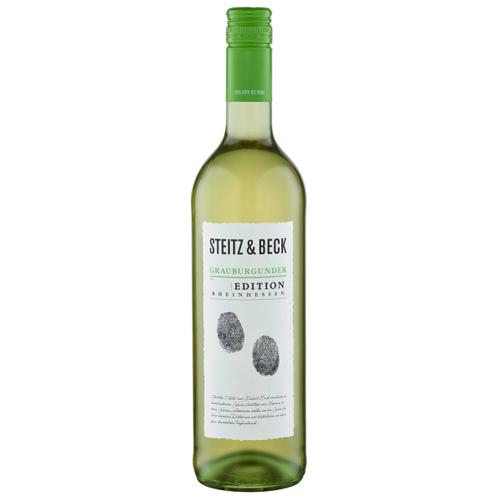 Steitz & Beck Grauburgunder trocken - 2019 - Steitz & Beck - Deutscher Weißwein