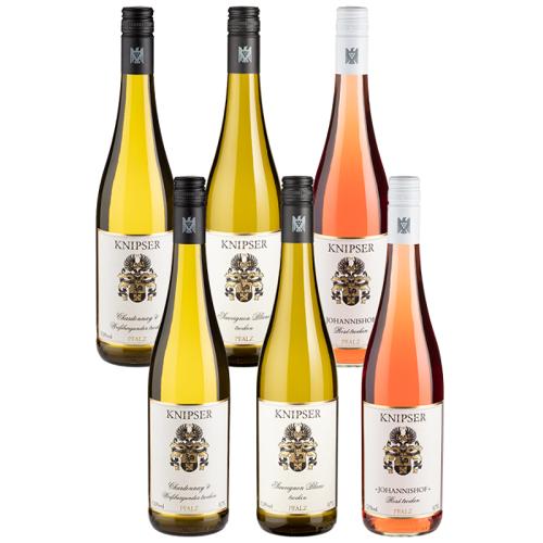 Knipser 6er-Probierpaket Knipser - Knipser - Weinpakete