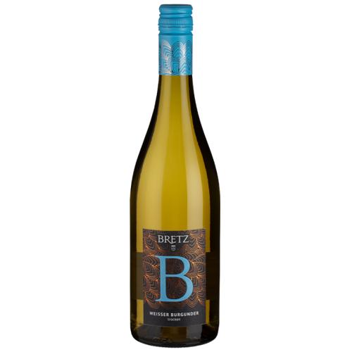 Bretz Weisser Burgunder trocken - 2019 - Bretz - Deutscher Weißwein