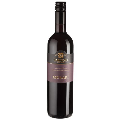 Sartori Murari Rosso Verona - 2018 - Sartori - Italienischer Rotwein