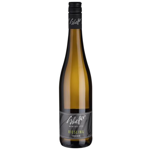 Scheffer Riesling trocken - 2019 - Scheffer - Deutscher Weißwein