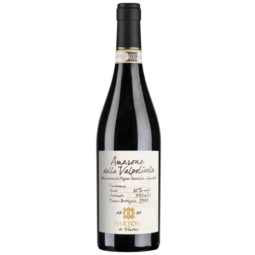 Sartori Amarone della Valpolicella - 2016 - Sartori - Italienischer Rotwein