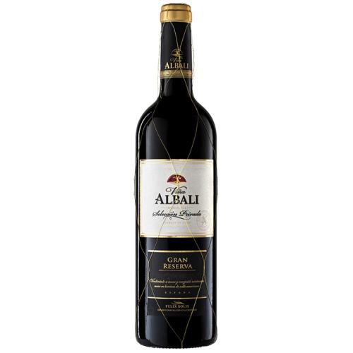 Solis Viña Albali Gran Reserva - 2012 - Félix Solis - Spanischer Rotwein