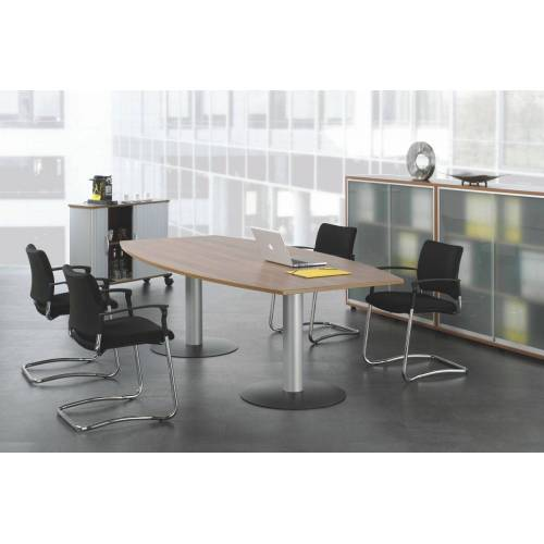 GERAMÖBEL Büromöbel Set, Konferenztisch 200cm