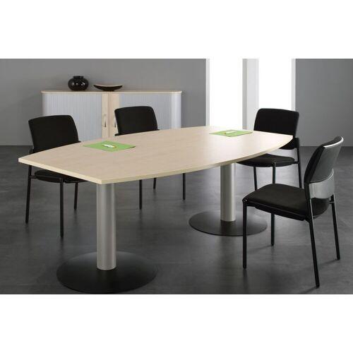GERAMÖBEL Büromöbel Set, Konferenztisch 240cm