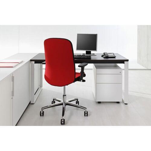 Büromöbel Set, 1 Arbeitsplatz, 360x320cm