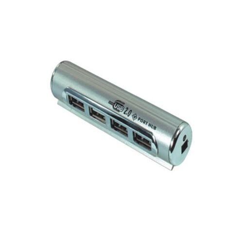 S-Conn USB 2.0 HUB für Laptop, 75612