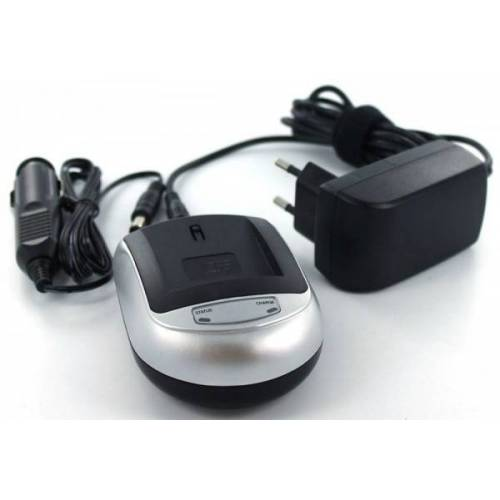AGI Ladegerät kompatibel mit CANON LEGRIA HV30, 85148