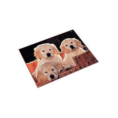 Läufer Schreibunterlage Hunde, 400 x 530 mm, 46581