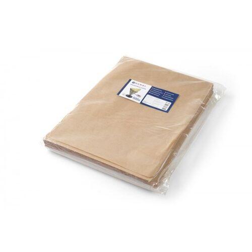 Hendi Einschlagpapier Fettdicht 250x350 mm, Neutral, 678114
