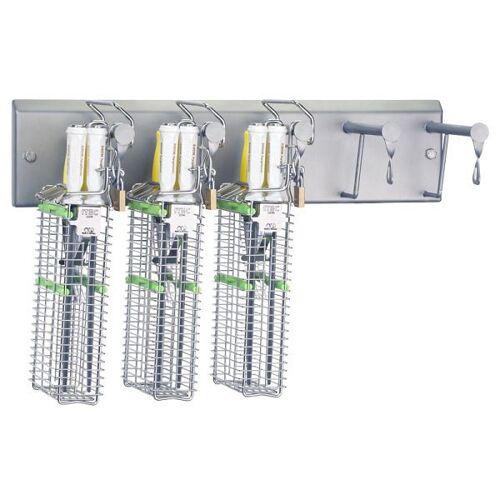 PHT Verschließbare Wandhalterung – 5er Leiste – für Typ 22240, 110220026-05