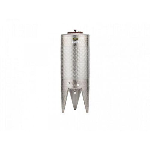 Speidel Edelstahl-Gärtank 120 Liter mit Kühlmantel, FD-044-S Var 0020