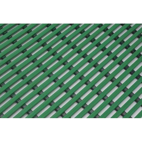 EHA Nassraummatte, grün, Weich-PVC, Meterware
