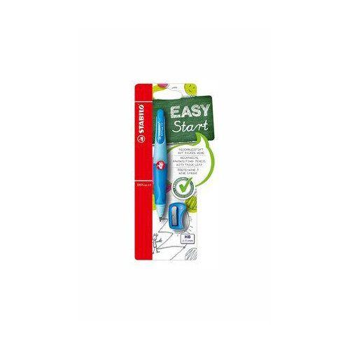 STABILO Bleistiftminen für EASYergo 3.15, Härtegrad: HB, 7890/6-HB