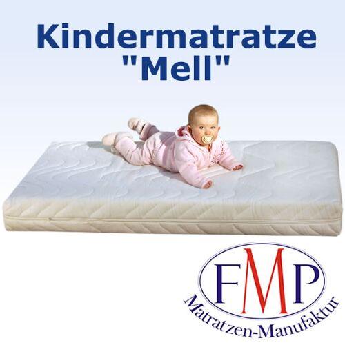 FMP Matratzenmanufaktur Kindermatratze Kinderbettmatratze Einstiegskante Matratze 70x140 cm