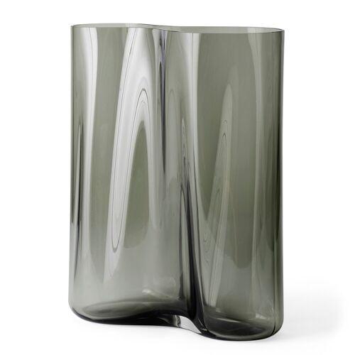 Aer Vase Smoke 33 cm  Menu