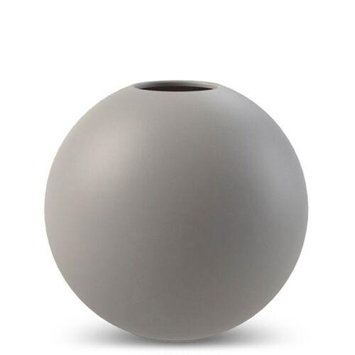 Ball Vase Grau 10 cm  Cooee Design