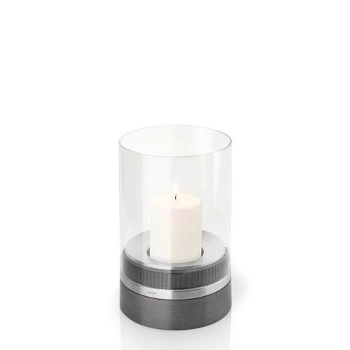 Piedra Windlicht mit Kerze 23.5 cm  Blomus