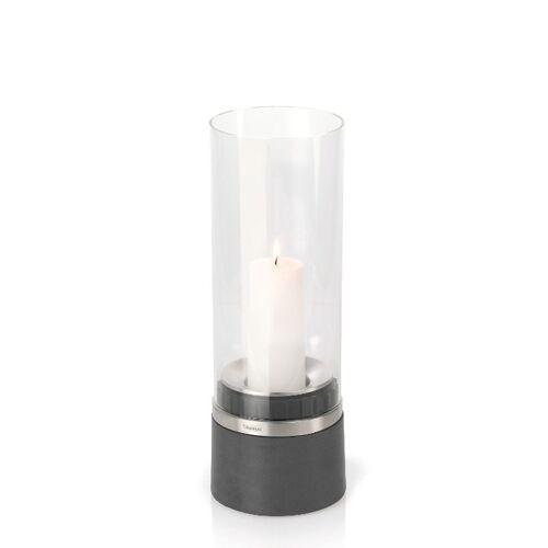 Piedra Windlicht mit Kerze 33 cm  Blomus