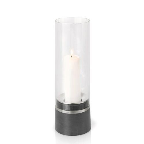 Piedra Windlicht mit Kerze 47 cm  Blomus