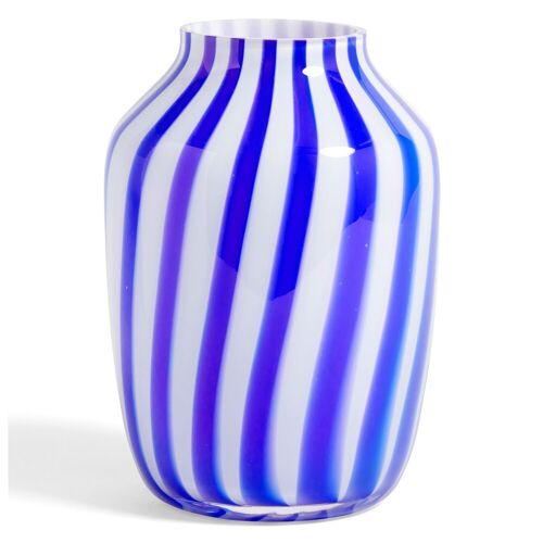 Juice Vase Hoch/Blau  Hay
