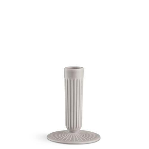 Hammershøi Kerzenständer Hellgrau 12 cm  Kähler