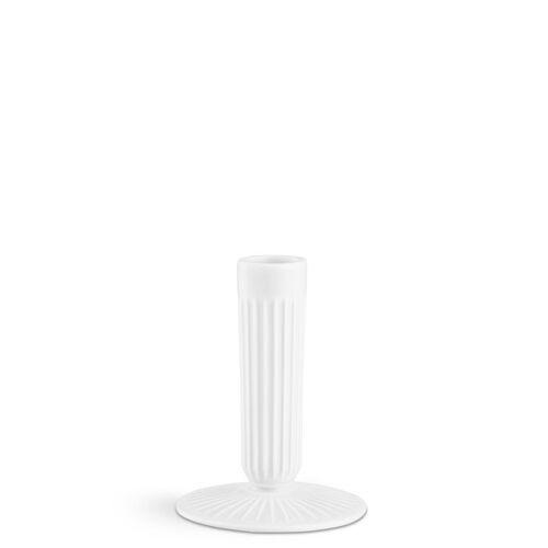 Hammershøi Kerzenständer Weiß 12 cm Kähler