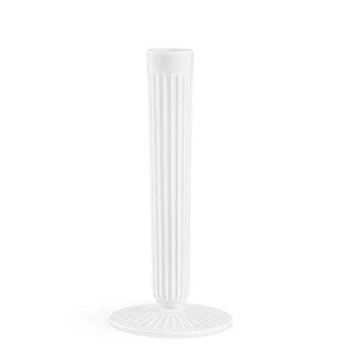 Hammershøi Kerzenständer Weiß 20 cm Kähler
