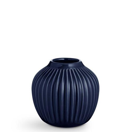 Hammershøi Vase Indigo 12.5 cm Kähler