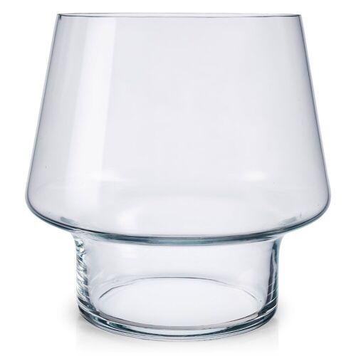 Sukkulenten-Glasvase Ø 21 cm Eva Solo