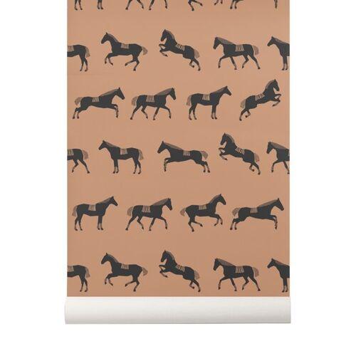 Horse Kindertapete  Ferm Living