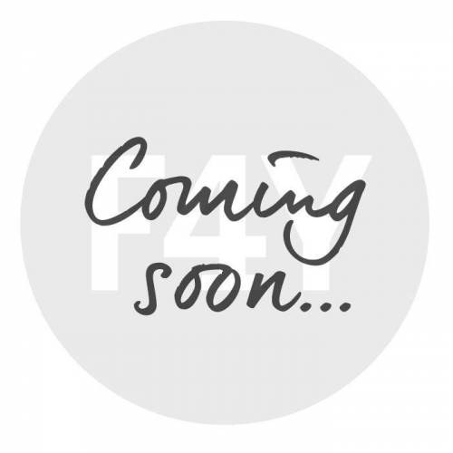 Knax 10 Garderobe waagerecht Weiß/Alu Loca