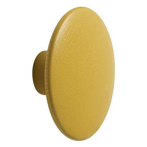 The Dots Kleiderhaken Mustard M  Muuto