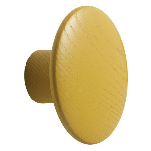 The Dots Kleiderhaken Mustard S  Muuto