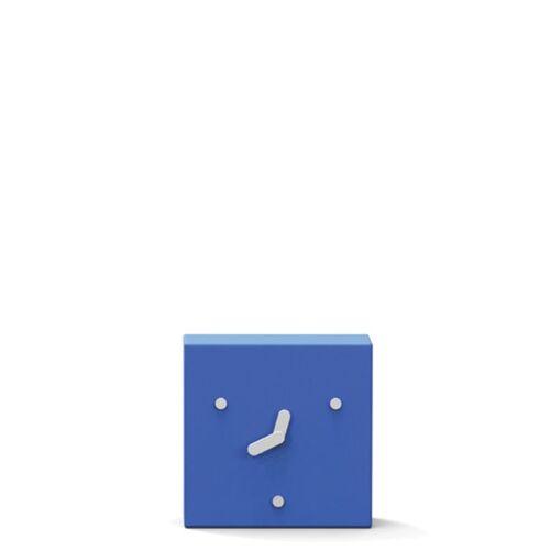 2-6-10 Tischuhr Blau EO Denmark EO Denmark